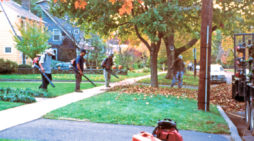 Quiet Princeton organization aims to reduce use of leaf blowers