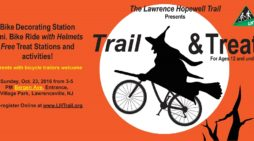 Lawrence Hopewell Trail hosts 'Trail and Treat Ride' for children