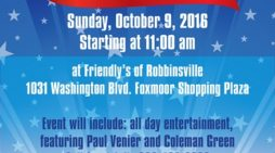 Friendly's of Robbinsville to host 'Together We Can Make a Difference' fundraiser