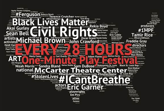 McCarter Theatre presents 'Every 28 Hours' plays about police violence