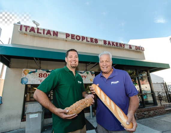 Trenton's Italian Peoples Bakery keeps it hot and fresh after 80 years