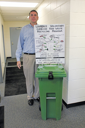 Lawrence Township hopes to boost organic waste collection numbers