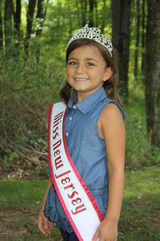 Pageant winner headed to California for national competition