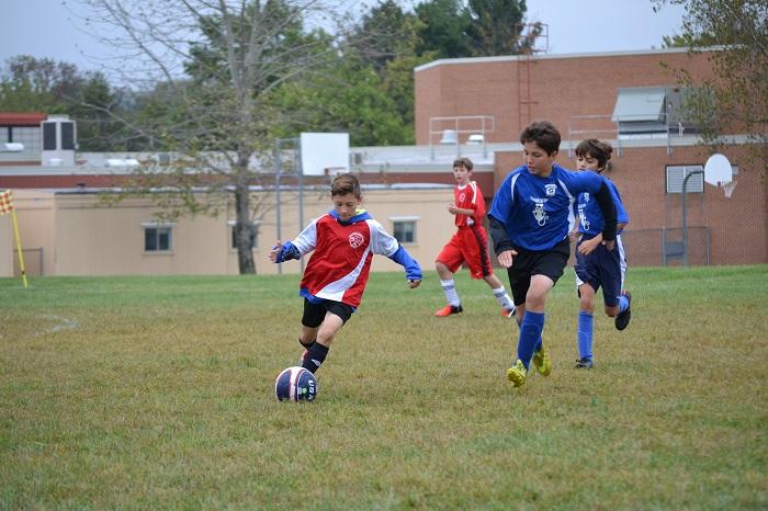 Hopewell Valley Soccer Association Rec Soccer: Week 4