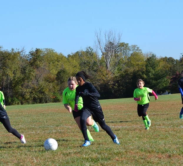 Hopewell Valley Soccer Association Rec Soccer: Week 6