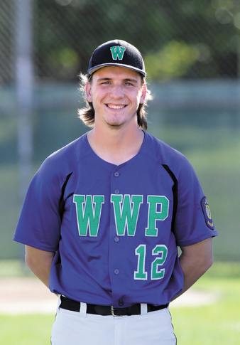 After slow start, Strype heats up at the plate for WW-P Legion team - Mercer Space