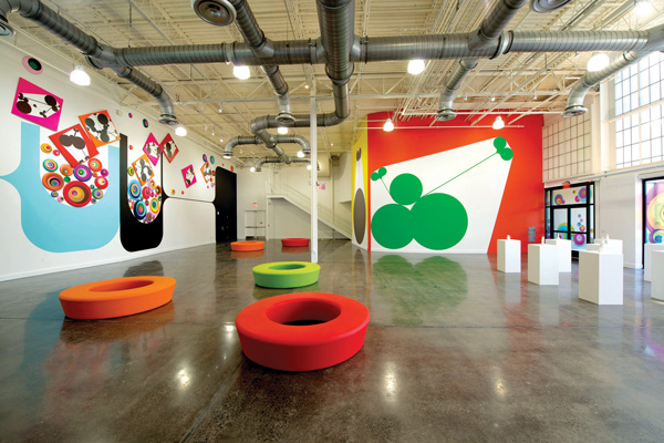 """Paul Henry Ramirez's installation, """"Rattle"""" is at Grounds For Sculpture through the end of the year."""